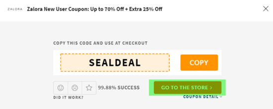 Zalora Coupon